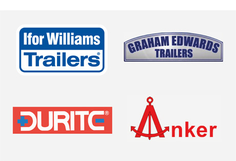 We work with and use products from these trusted suppliers